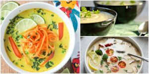 vegan soup recipes