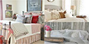 farmhouse bedroom designs
