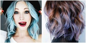 pastel hair colors