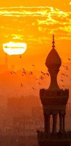 Cairo Egypt Sunset