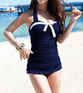 sailor swimsuit