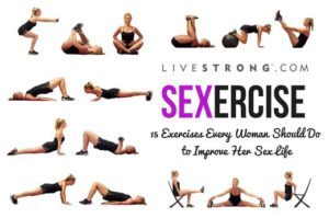 sex life improve workout