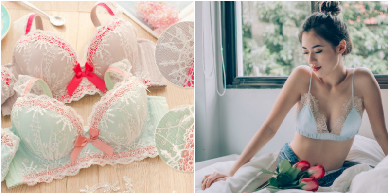 10 romantic pastel lingerie ideas
