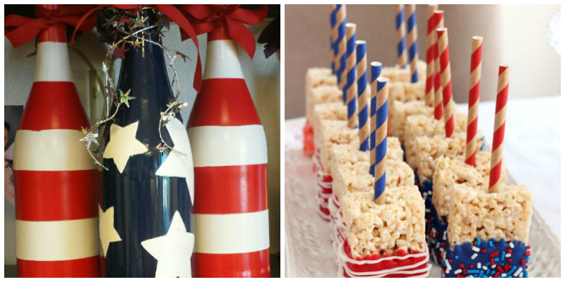 These 11 Patriotic Fourth of July DIYs are THE BEST!