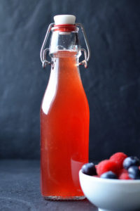 This mixed berry kombucha tea sounds DELICIOUS! I am going to make this ASAP!