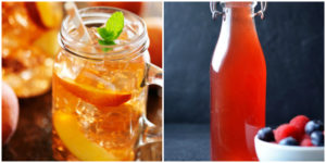 Delicious kombucha recipes