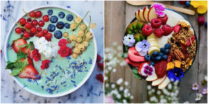 These 10 smoothie bowls will save you so much money and make your skin glow this summer!