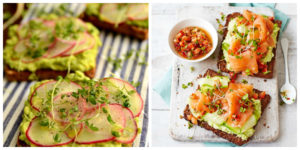 Ten breakfast toast ideas that are super healthy and delicious