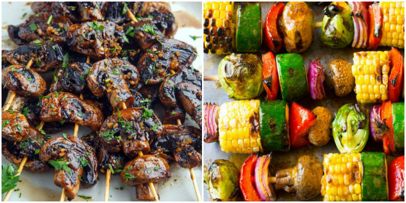 These 14 Vegetarian BBQ Recipes will surely get you and your guests' mouths watering this Fourth of July! Enjoy!