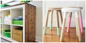 These 22 DIY Ikea hacks are the best!