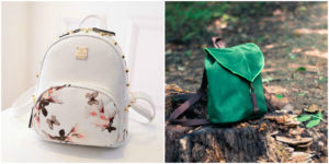 These 14 small backpacks and purses are THE CUTEST! I need these in my life!