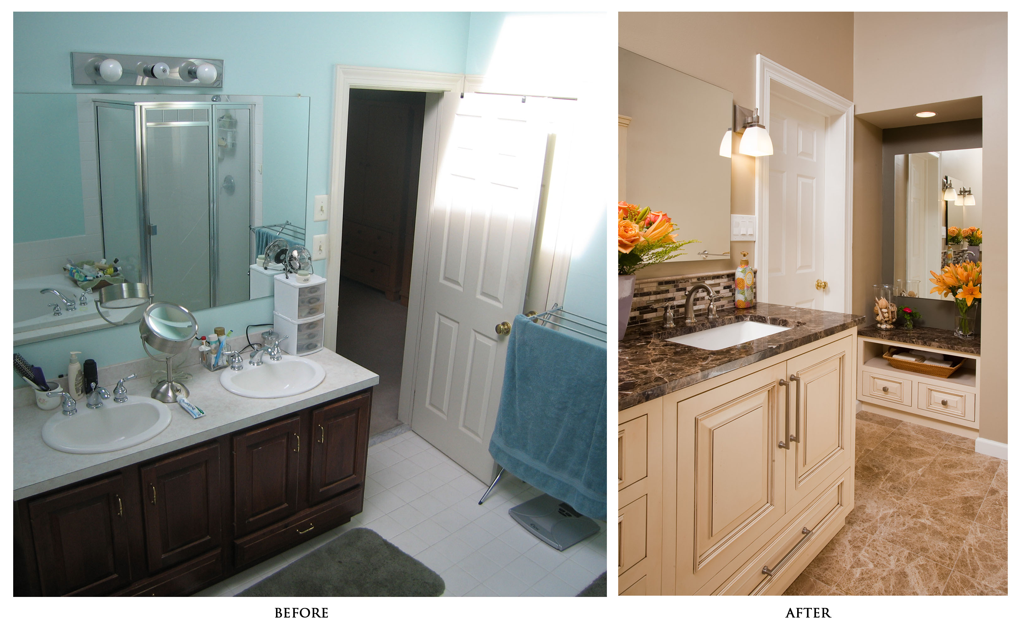 Before And After Diy Bathroom Renovation Ideas Marvelous Diy Bathroom Remodel Photos Design