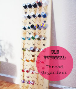 Thread Organizer Tutorial