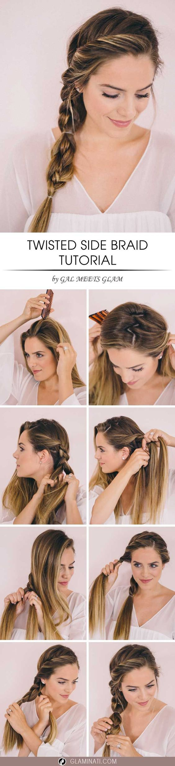 These 11 Easy & Quick Braids Will Save You SO MUCH TIME! There are half up styles, pony tails, and more!