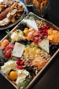 Rustic Cheese and Fruit Tray Recipe for Fall Entertaining