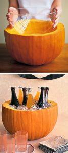DIY Pumpkin Beer and Cider Cooler