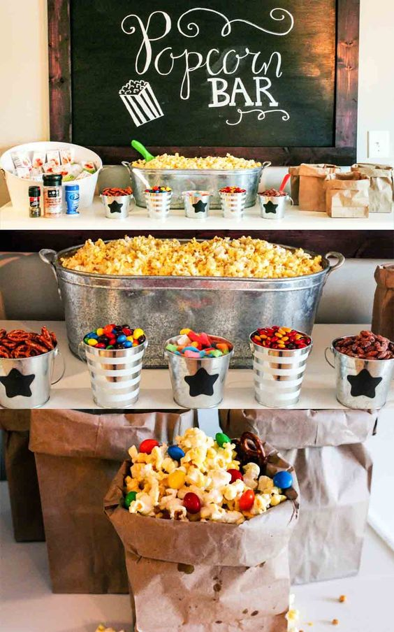 These 19 Food Bars/ Food Stations Are Perfect For All Kinds Of Occasions. From dessert to appetizer to main courses and even snacks, we've got you covered.
