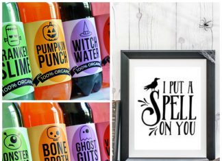 These 19 Free Halloween Printables Will Get You Ready for the Holiday on the Cheap!