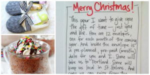 These 15 DIY Christmas Gifts Are AMAZING! I love how easy and cheap they are to make on a budget. They are even thoughtful. : )