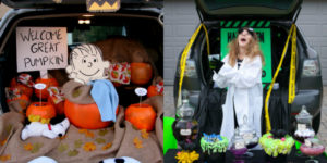 These 15 Trunk Or Treat Ideas Are The BEST! These themes are so cute and creative!