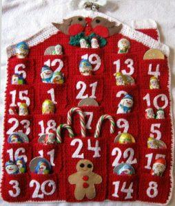 crochet calendar