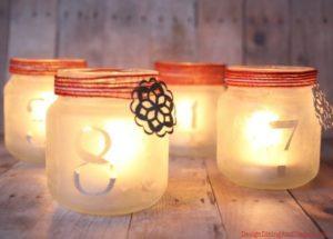 calendar candles