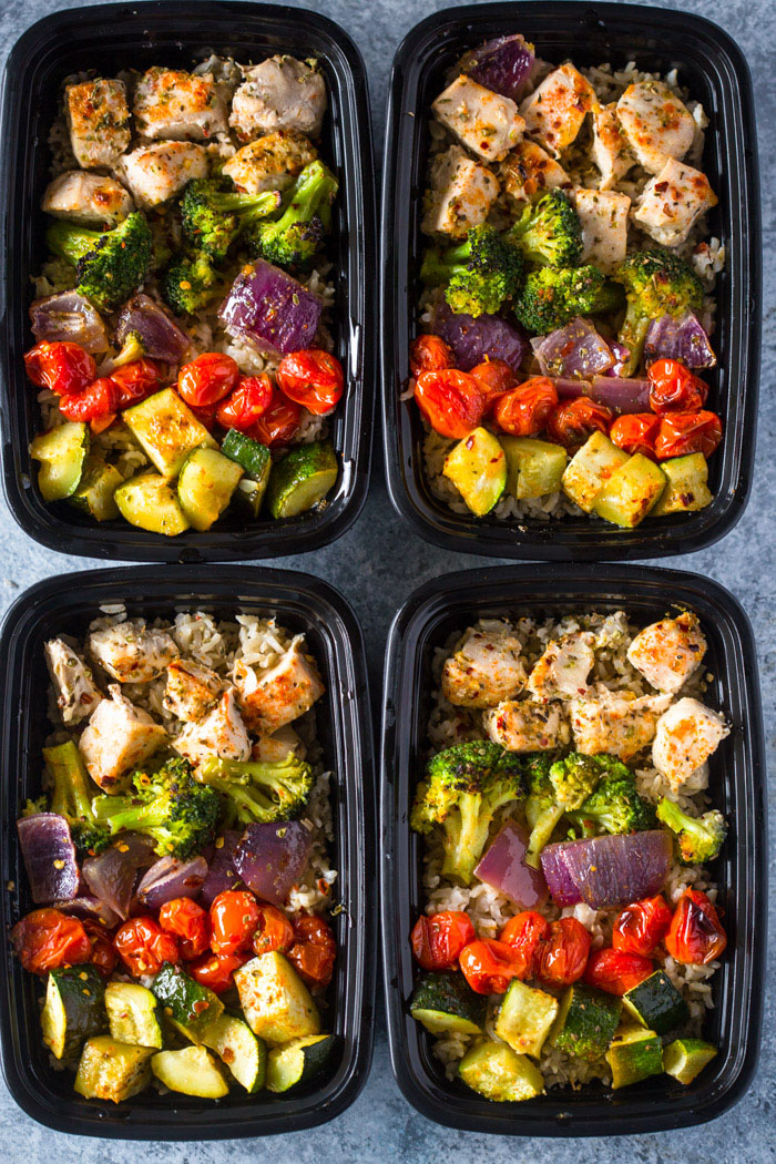 These 12 Meal Prep Lunch Ideas Look So Delicious! I love the variety!