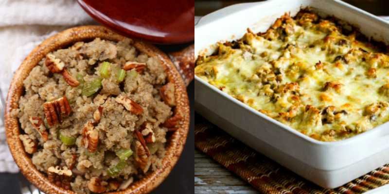 These 11 Thanksgiving Keto Recipes Look So YUMMY! I love all the casserole ideas!