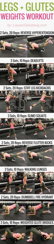 These 9 Glute Exercises Are AMAZING And Will Give You That Bubble Butt In No Time!