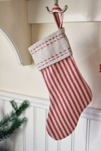 These 24 DIY Christmas Stockings Are PERFECTION! They have such a creative handmade quality to them.