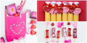 These 9 Valentine's Day Gift Ideas Are So CUTE! I love how cheap they are to make, but still thoughtful and expensive looking!
