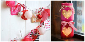 These 9 Valentine's Day Crafts Are So CREATIVE! I love how easy and cheap they are to make! Definitely pinning for later!