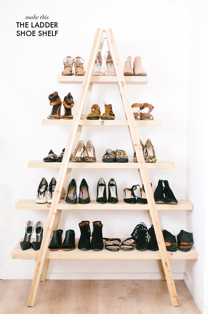 These 9 Shoe Organization Hacks Are Total LIFE SAVERS! Definitely re pinning to copy later!