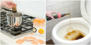 These 8 Bathroom Cleaning Hacks Are FREAKING INSANE! Who thought of these?? Definitely pinning for later!
