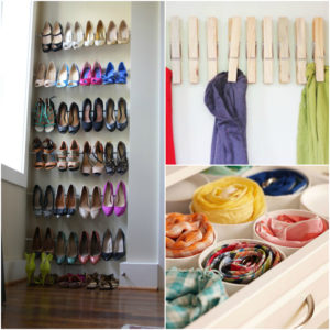 These 9 Closet Organization Ideas Are Seriously GENIUS! I am definitely pinning this for later!