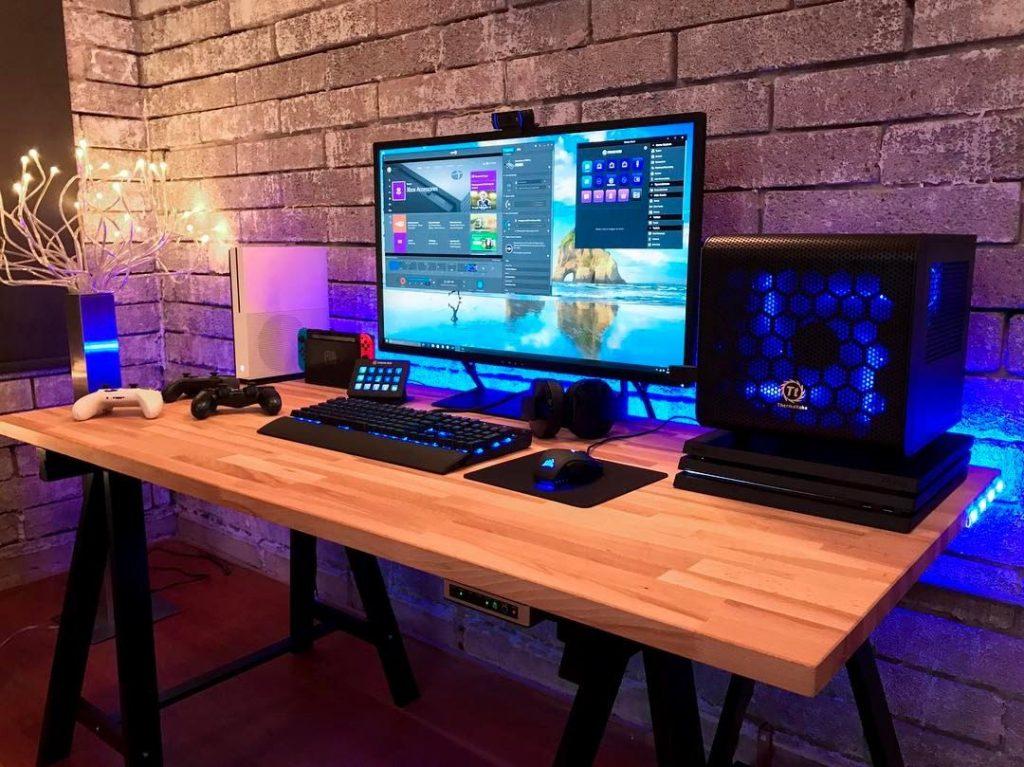 Gaming Room Desk
