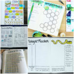 These 12 Bullet Journal for Weight Loss Ideas Are PERFECTION!