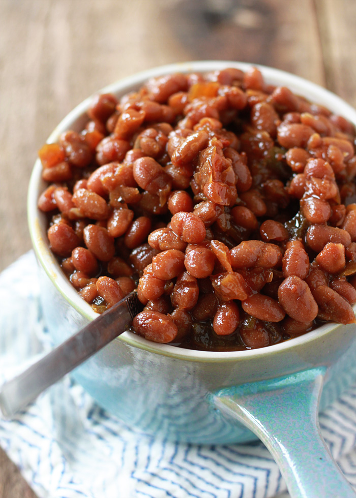 Vegan Baked Beans for Fourth of July