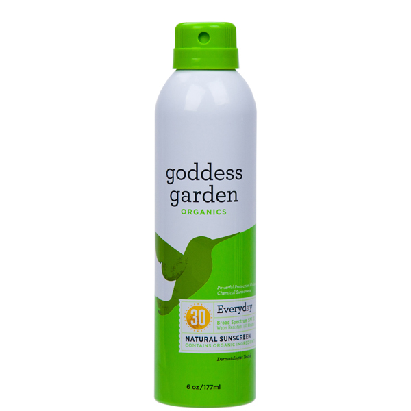 Goddess Garden Vegan Sunscreen