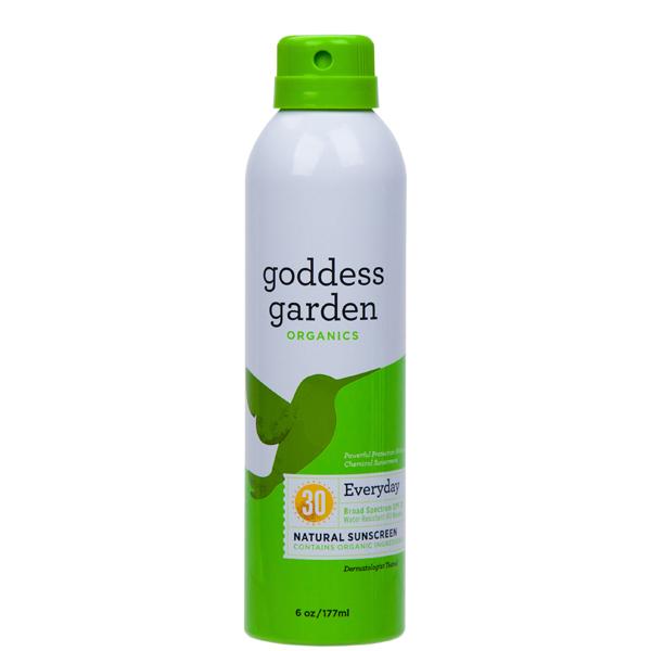 Goddess Garden Vegan Sunscreen