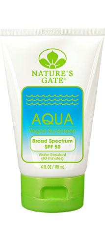Nature's Gate Sunscreen