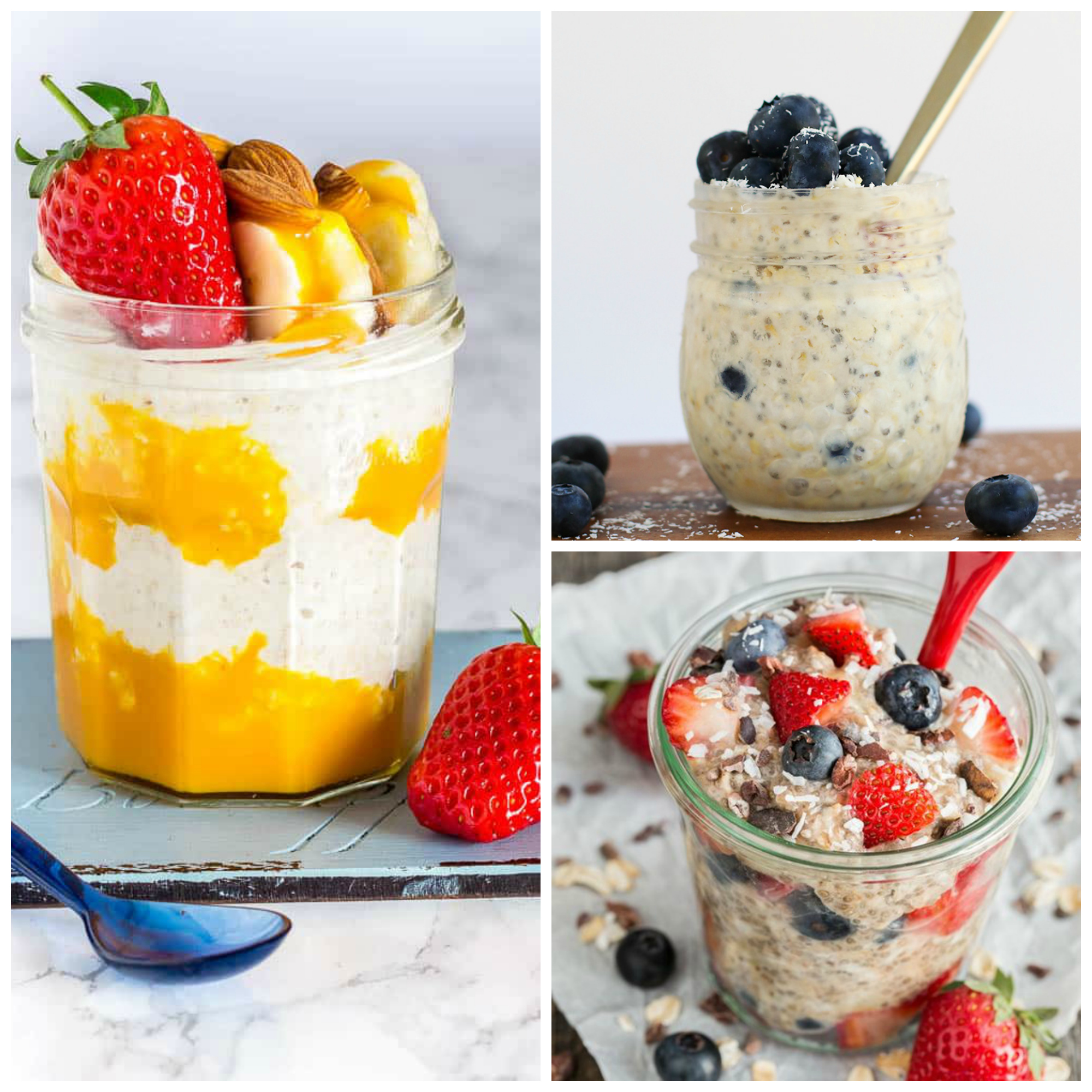 11 Vegan Overnight Oats Recipes You're Gonna Devour