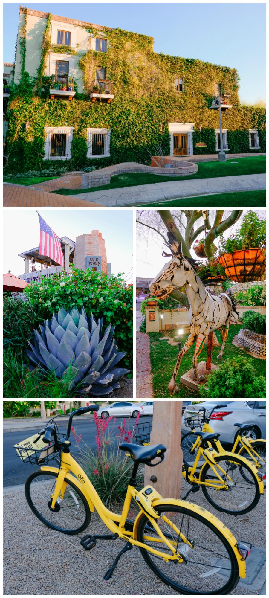 Old Town Scottsdale, AZ
