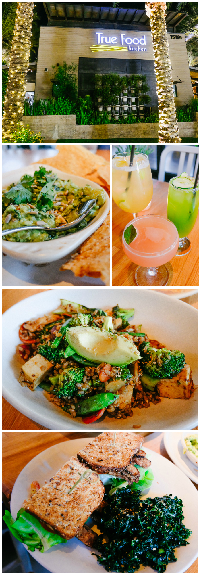 Vegan-Friendly True Food Kitchen in Scottsdale AZ