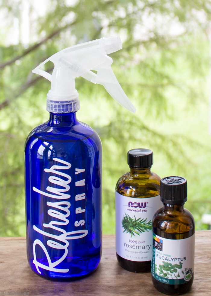 DIY Fabric Freshener Spray