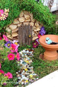 How to Start a Fairy Garden
