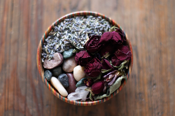 Homemade Potpourri With Essential Oils