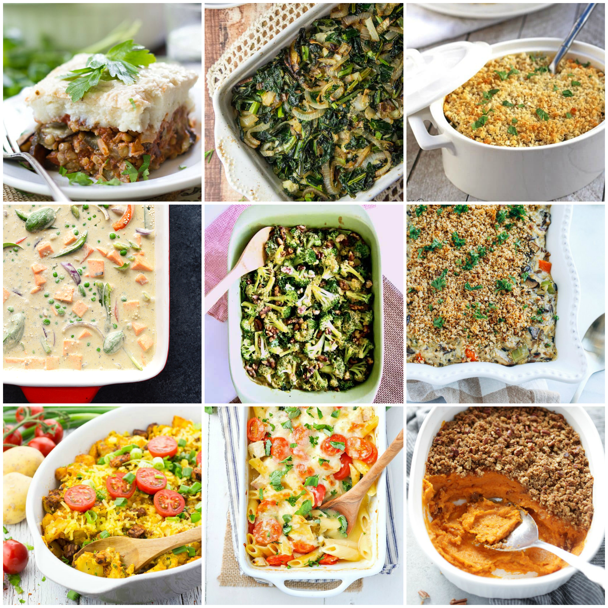 15 Vegan Casserole Recipes