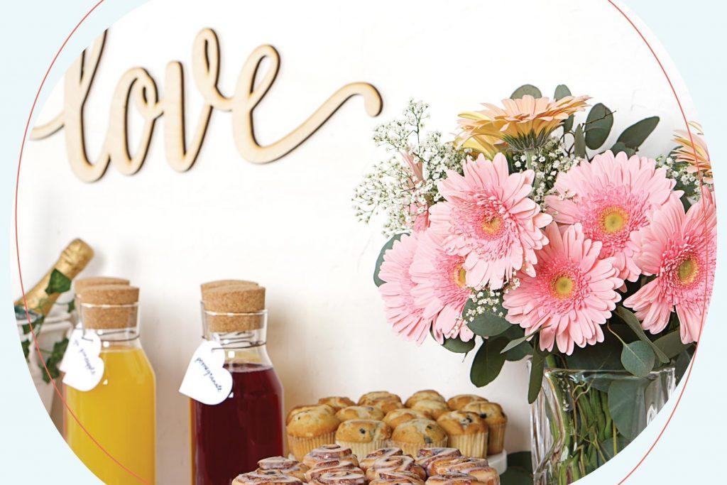 Wedding Mimosas