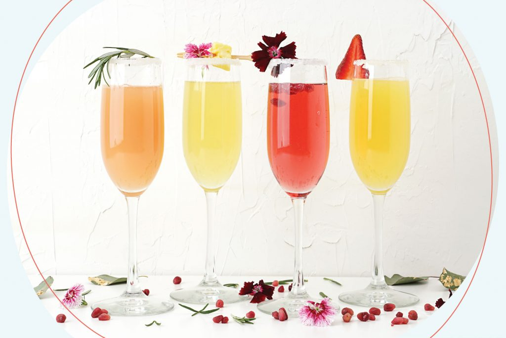 How to Make a Mimosa Recipe